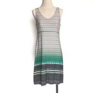 Athleta Santorini Ombré Soft Tank Dress